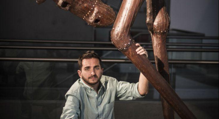 Escultor colombiano exhibirá su obra en dos ciudades mexicanas
