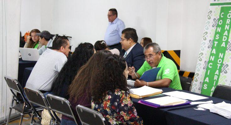 Colegio de Notarios es sede de última jornada notarial en CDMX