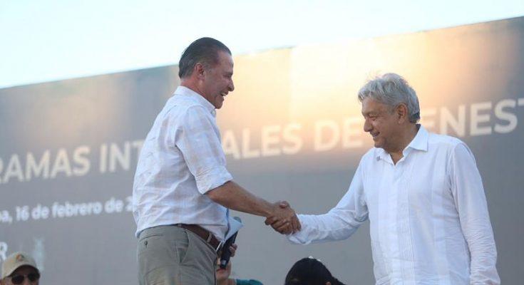 Presas frenadas en Sinaloa se concluirán en el sexenio: AMLO