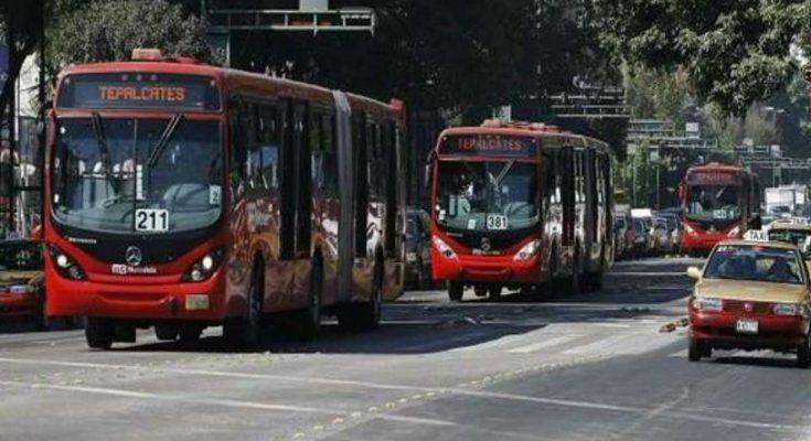 Línea 2 del Metrobús renueva su flota con 18 unidades nuevas