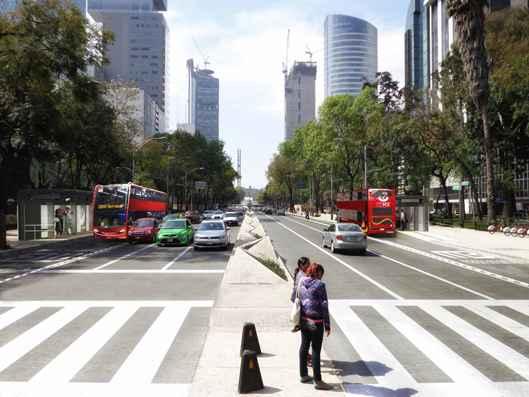 Jefe delegacional de la GAM propone ampliar Línea 7 del Metrobús