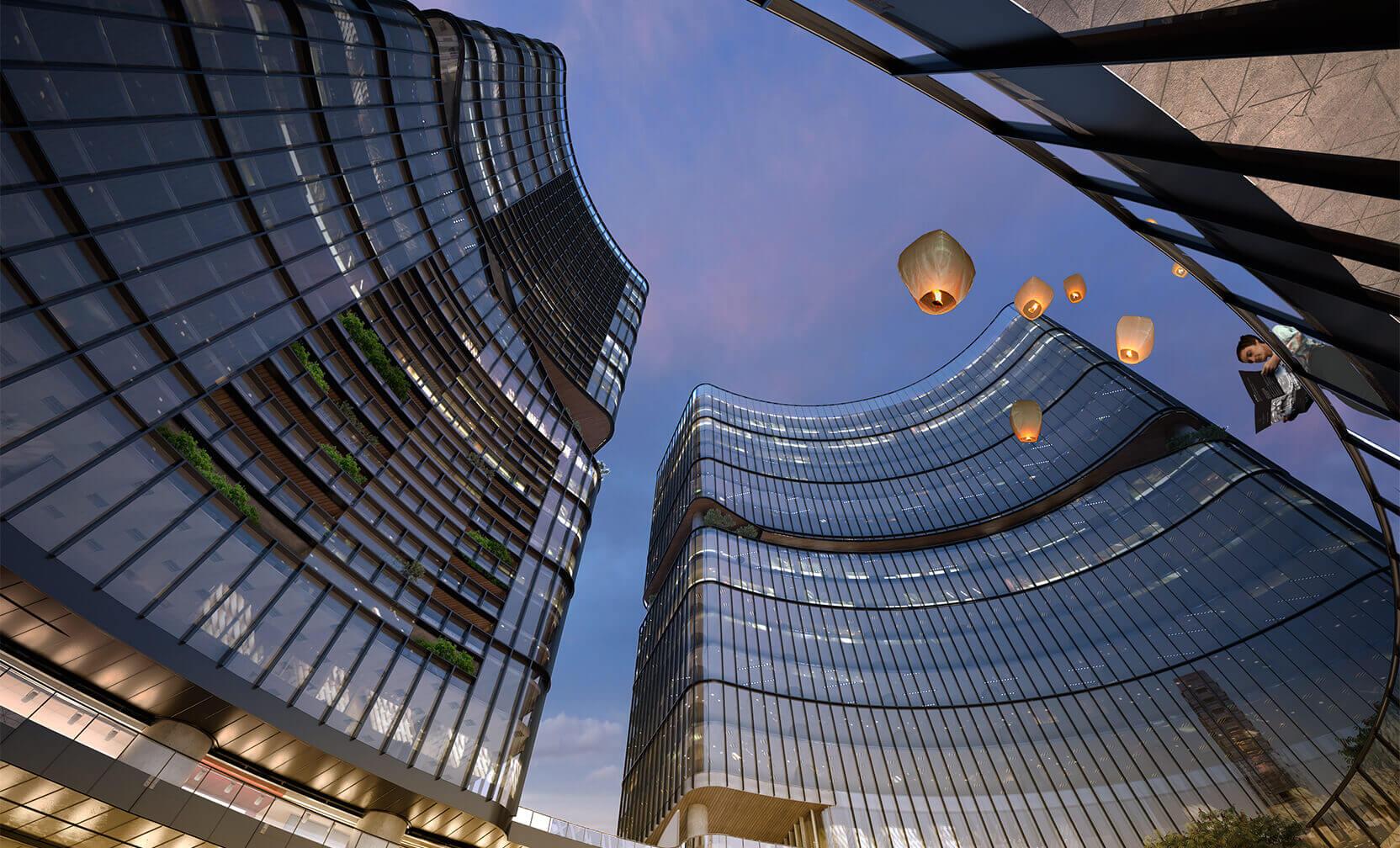 Guadalajara supera los 600,000 m² de oficinas con The Landmark
