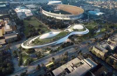 Museo de George Lucas tendrá su sede en Los Ángeles