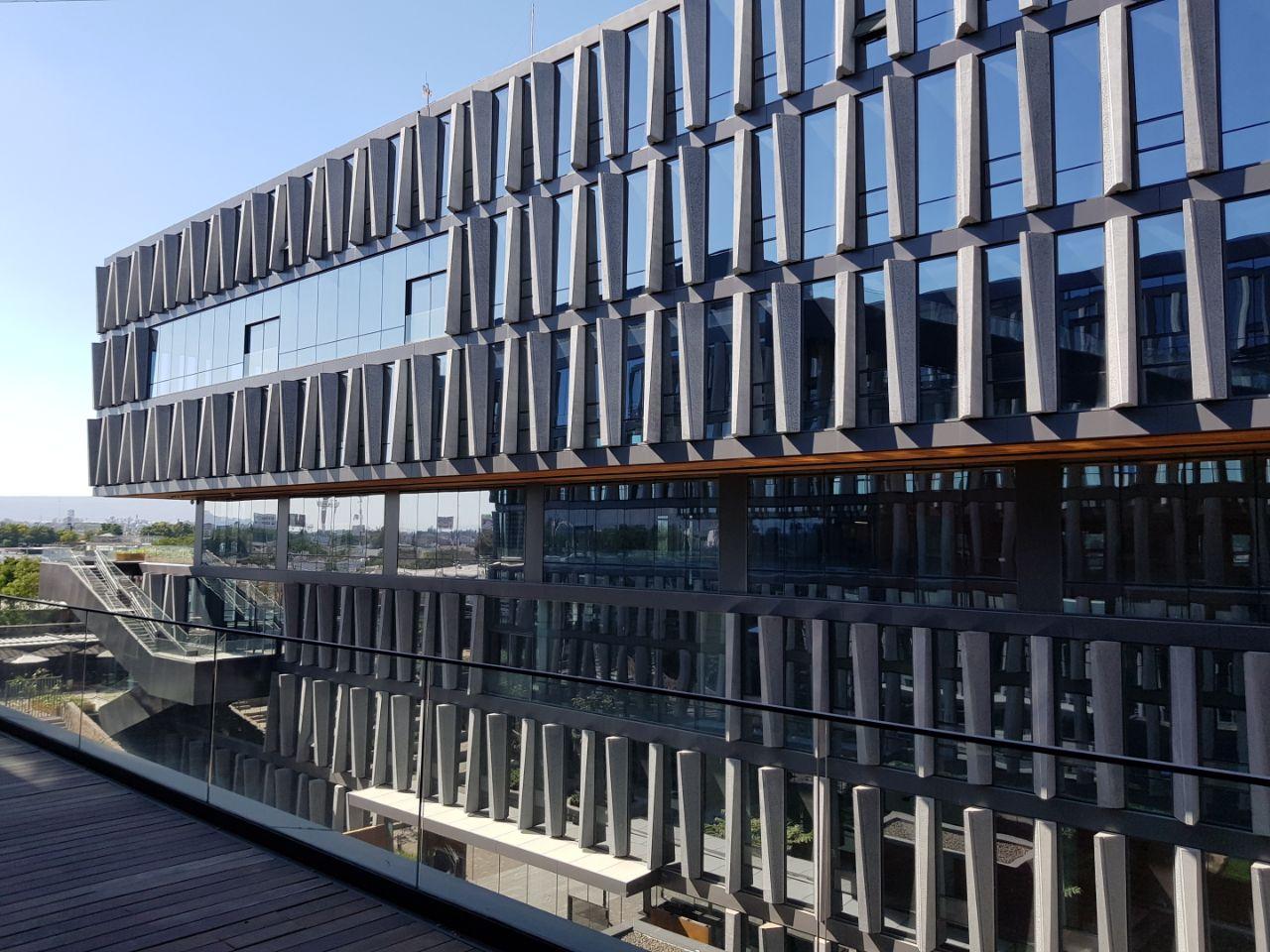 Fibra Mty adquiere complejo de oficinas en Distrito La Perla