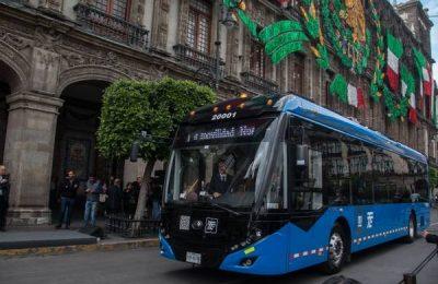 La CDMX estrenará 63 unidades del Trolebús antes del cierre de año