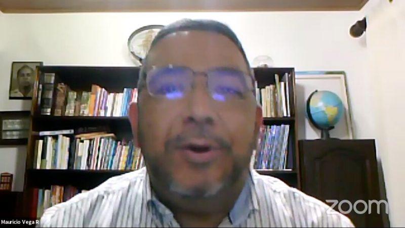 La ciudad de San José Costa Rica-Luis Mauricio Vega Ramírez, Director de Desarrollo Urbano de la Municipalidad de San José, Costa Rica
