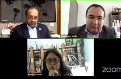 La diplomacia local como-Foro SRE-Centro URbano-1