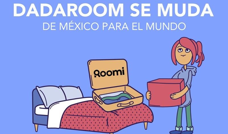La plataforma Dada Room cambia de nombre a Roomi