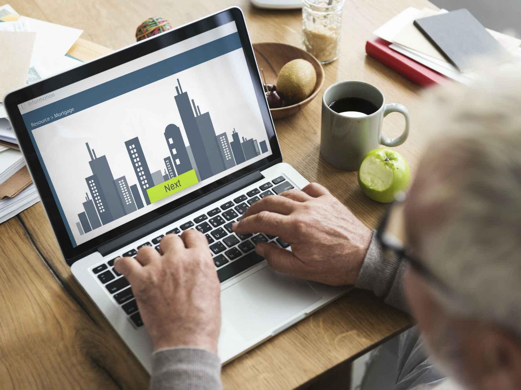 Más de 21 millones buscaron propiedades en Internet