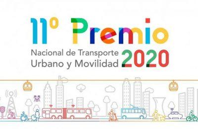 Lanzan convocatoria para Premio de Transporte Urbano y Movilidad 2020