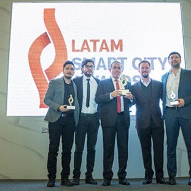 Lanzan convocatoria para los premios LATAM Smart City