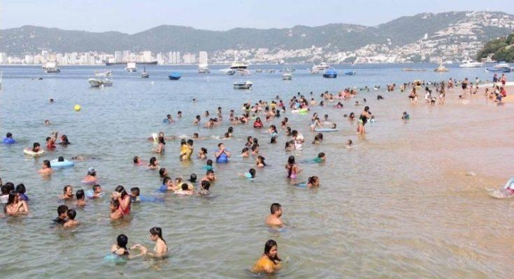 Las playas mexicanas que se mantendrán cerradas por Covid-19