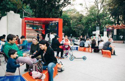 Invitan a participar en la mejora de espacios públicos de Latinoamérica