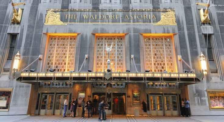 Preservarán espacios icónicos del interior del Waldorf Astoria
