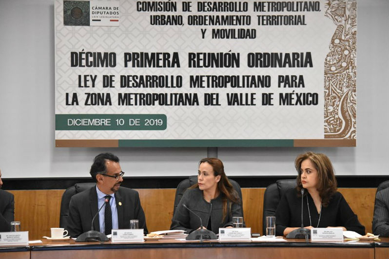 Ley de Desarrollo Metropolitano requiere énfasis en seguridad y movilidad