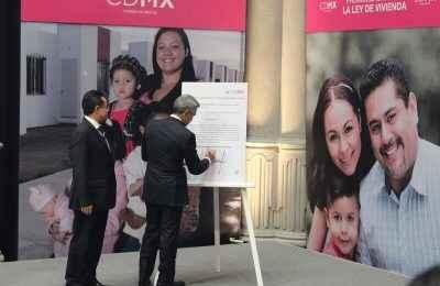 CDMX tiene Ley de Vivienda