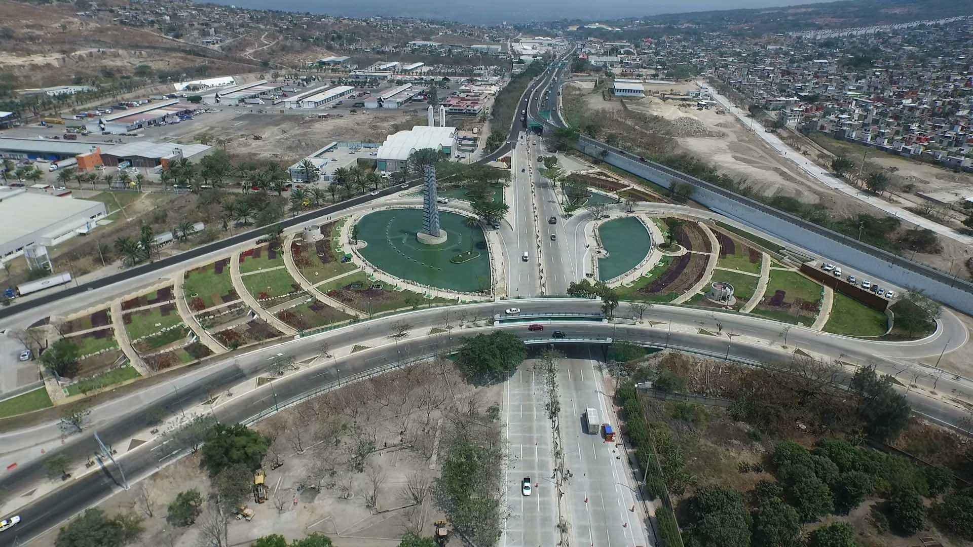 Mejoran movilidad en Tuxtla Gutiérrez con libramientos carreteros