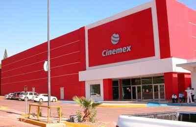 Llega el primer complejo de Cinemex a Estados Unidos
