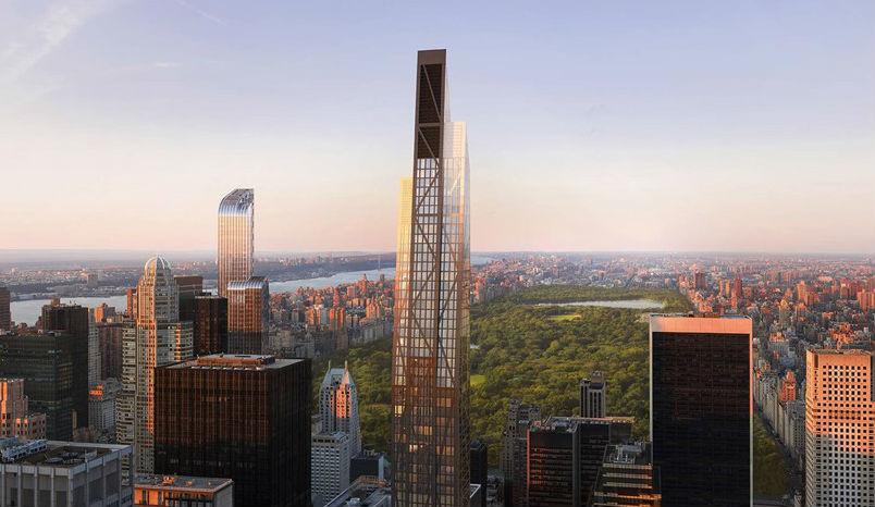 Llegan primeros residentes al 53 West 53, rascacielos de Jean Nouvel