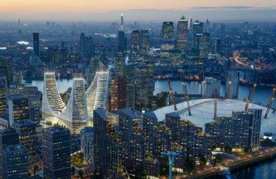 Santiago Calatrava diseña proyecto de regeneración en Londres