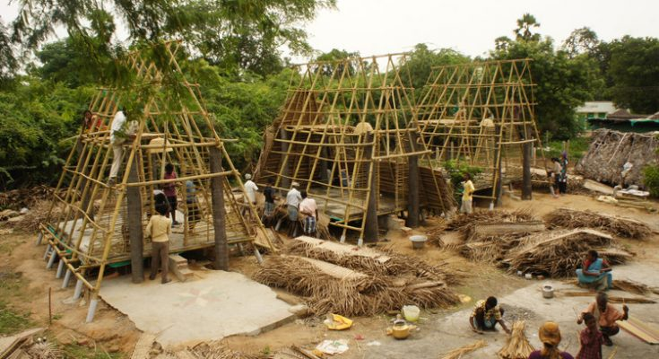 Programa VACA promueve el voluntariado y la arquitectura sustentable