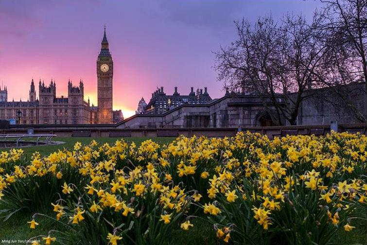 Londres es declarada como la primera Ciudad Parque Nacional