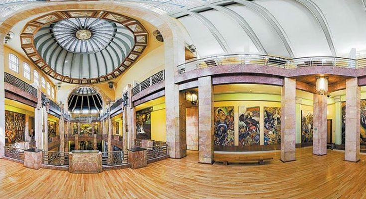 Los muralistas que complementaron la colección del PBA