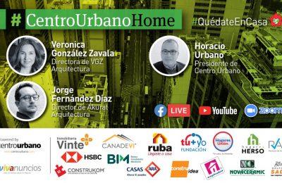 Los retos de la arquitectura en una nueva normalidad-CU Home
