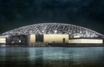 Louvre de Abu Dabi, nueva obra arquitectónica de los Emiratos Árabes