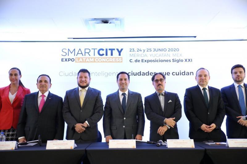 Mérida será sede del Smart City Expo LATAM Congress