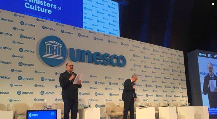México anuncia Conferencia Mundial sobre Políticas Culturales para 2022