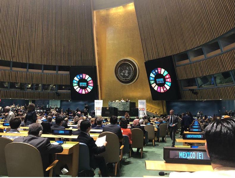 México participa en Foro Político de Alto Nivel sobre Desarrollo Sostenible
