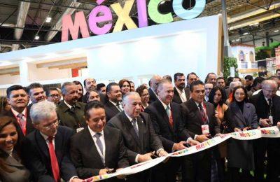 México, presente en la Feria Internacional de Turismo de España