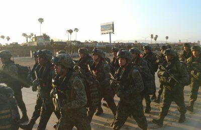 Apuntes sobre la militarización de las calles