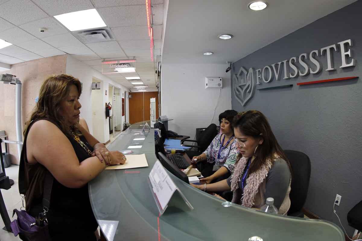 FOVISSSTE atendió a 300,000 derechohabientes