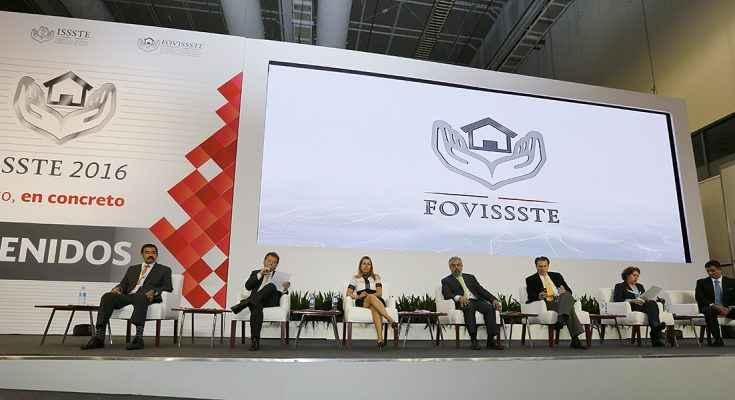 Antes de concluir 2016, Fovissste entregará 600 subsidios adicionales