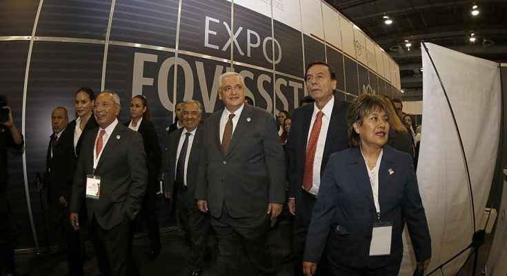 Inauguran Expo Fovissste 2016