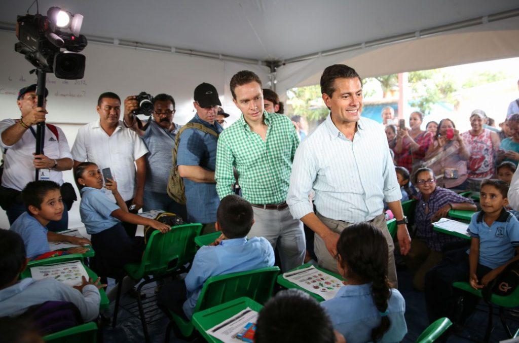 Construirán aulas temporales en Chiapas para que niños no pierdan clases