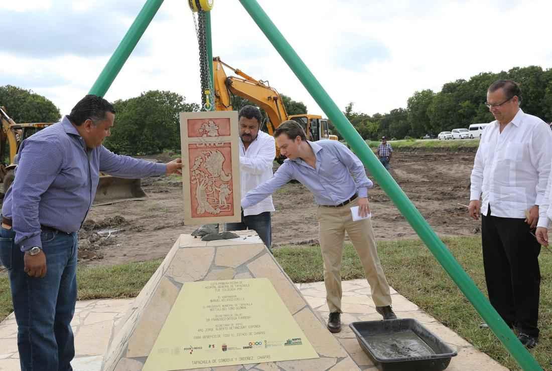Gobierno de Chipas construye hospital en Tapachula