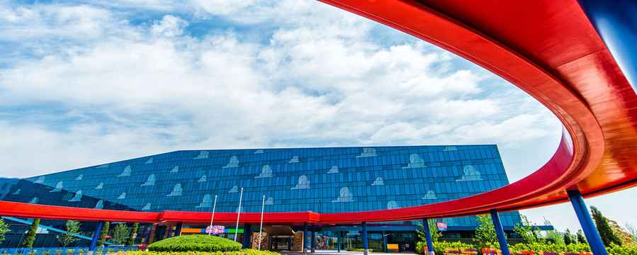Mañana inauguran hotel Toy Story en el complejo Disney Shanghái