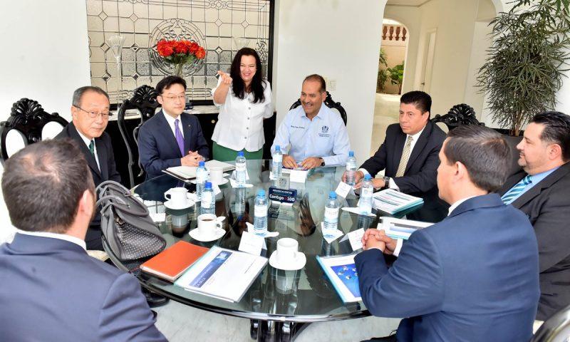 Mabuchi Motor México destacó inversiones industriales