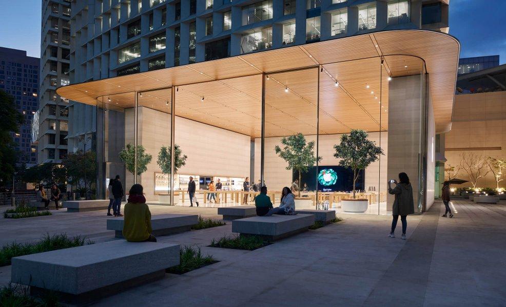 La firma SMA diseña el primer 'Apple Store Flagship' en México