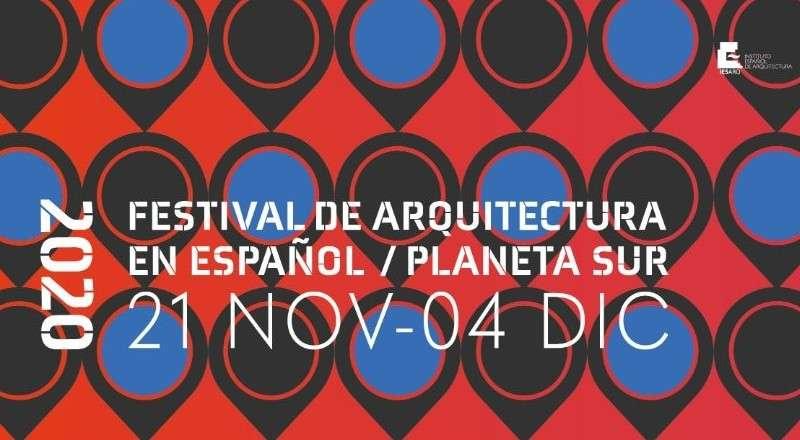 Mañana inicia el 3º Festival de Arquitectura en Español