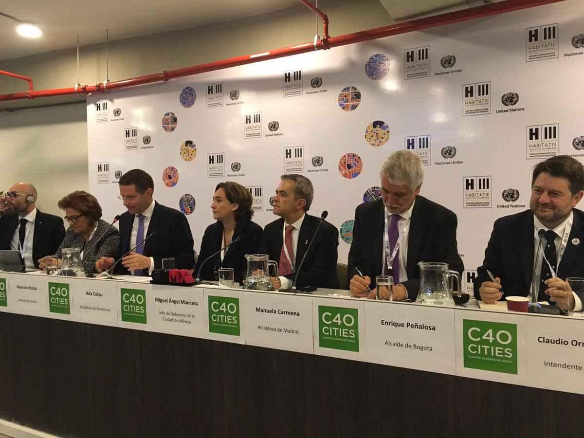 Piden alcaldes apoyo para proyectos sustentables