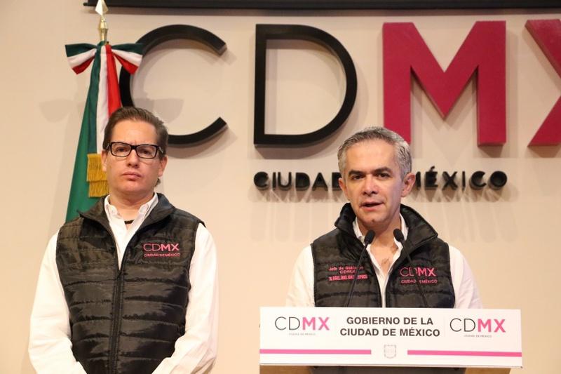 Presentó Mancera Programa de Recuperación de Negocios para la CDMX