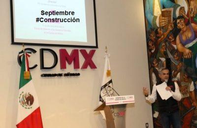 #LoMejorDelAño Lanzan la plataforma 'Reconstrucción CDMX'