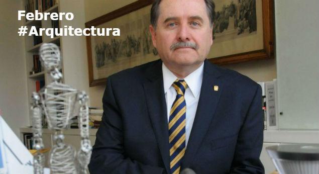 #LoMejorDelAño Marcos Mazari Hiriart asume dirección de la Facultad de Arquitectura de la UNAM