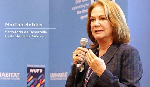 Sinaloa presenta avances de urbanización