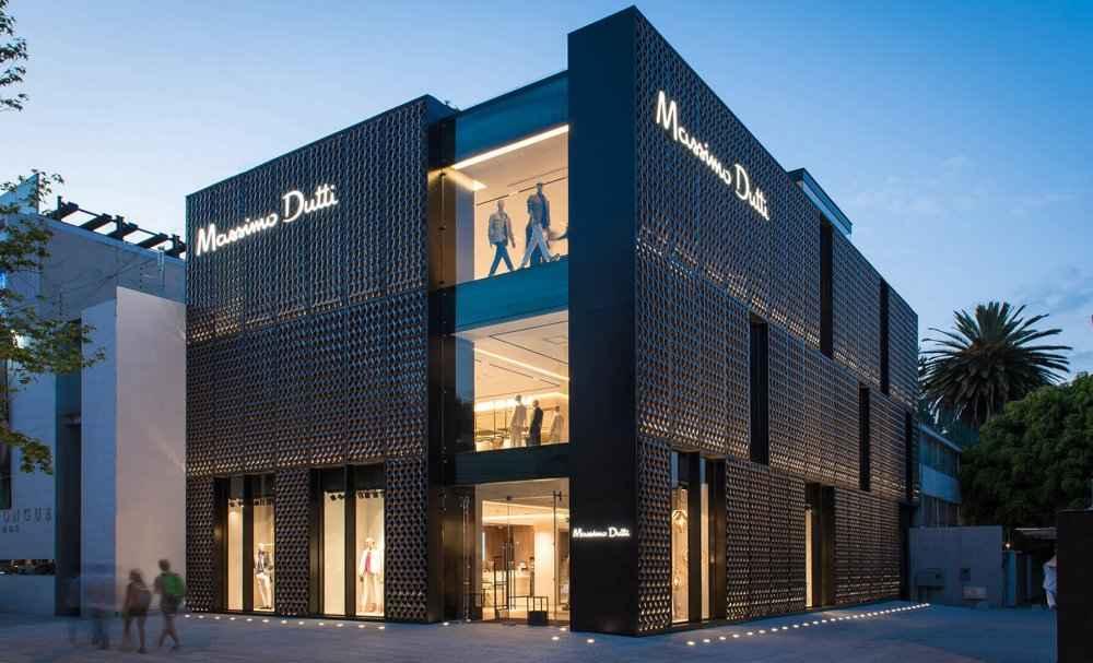 La tienda Massimo Dutti Masaryk gana premio Noldi Schreck 2017
