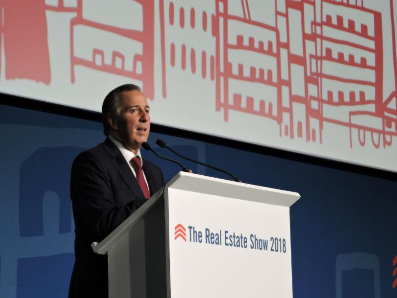 Meade aseguró que mejorará estado de derecho para inversiones